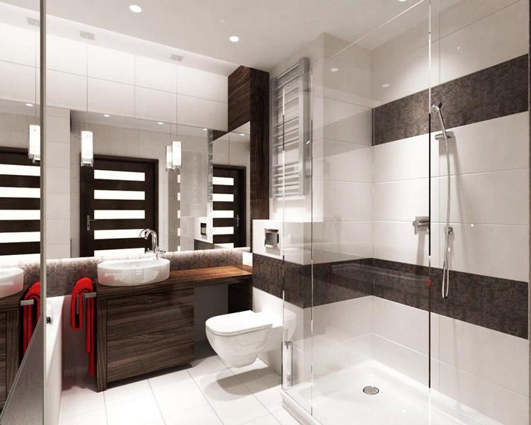 jak urz dzi ma azienk pomys y porady i inspiracje. Black Bedroom Furniture Sets. Home Design Ideas
